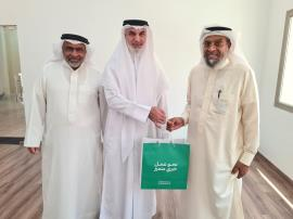 """Al-Eslah Charity"" praises the communication site for the people of Bahrain"